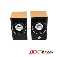 new wooden speaker also support bluetooth speaker portable wireless car subwoofer