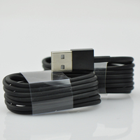 Bulk buy in China black color usb cable for iphone ipad usb charger