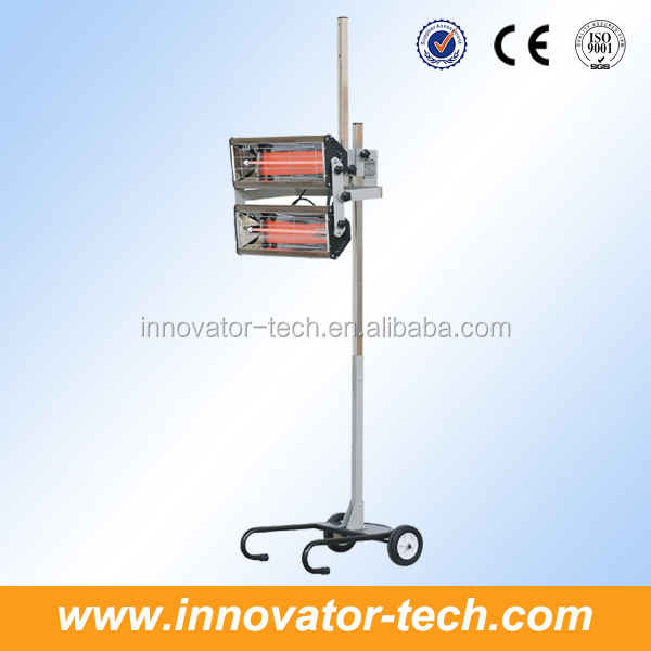 Stable portable car infrared paint dryer with CE IT542