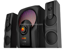 Powered Subwoofer for Home Audio Subwoofers and Sound Speaker Systems