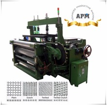APM screen micron printing mesh making machine for sale (made in China)