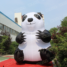 cheap price outdoor promotion giant inflatable panda