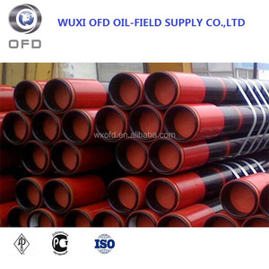 API 5CT grade N80 steel casing pipe price