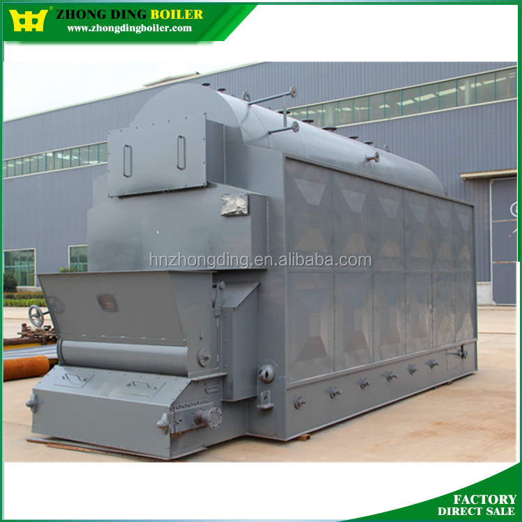 Complete in Specifications DZL Boiler, 10 ton Industrial Coal Fired Steam Boiler, biomass boiler home
