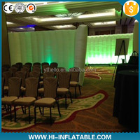 led light event outdoor inflatable walls