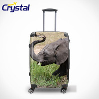 High Quality ABS/PC Trolley Luggage Set 20'' 24'' 28''/Luaaage bag/Travel Luggage