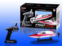 New toys,2.4G Four channels R/C racing boat