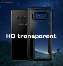 High quality 2 in 1 TPU PC phone case for Samsung galaxy note 8 shockproof case cover for Samsung galaxy note 8