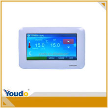 Fashion Style Touch Screen Digital Room Thermostat Electrical Symbols Thermostat