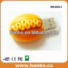promotional sweet chocalate design flash usb