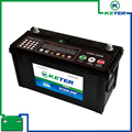 Low Price Auto Parts DIN100 SMF Car Battery Wholesale
