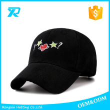 Top Selling Logo Embroidery Custom Made Baseball Hats