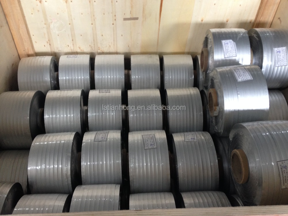 tray product big spool packaging aluminium polyester foil for cables material
