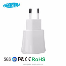 White Original 2A EU USB Charger Wall Travel Adapter for Samsung