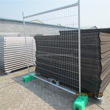 2017 galvanized AS 4687-2007 Temporary fencing for construction and demolition company