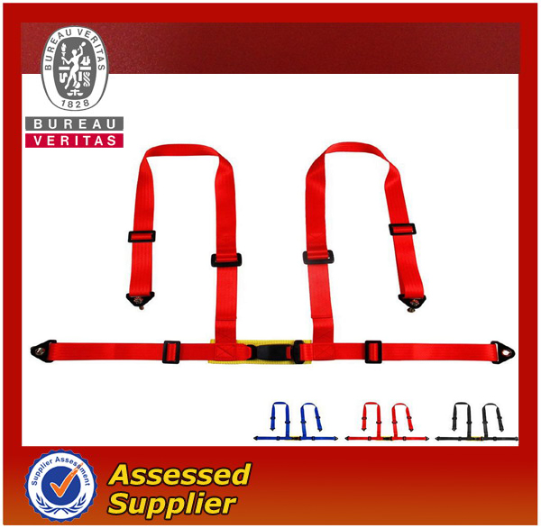 2 Inch 4 Point Racing Car Seat Safety Belts