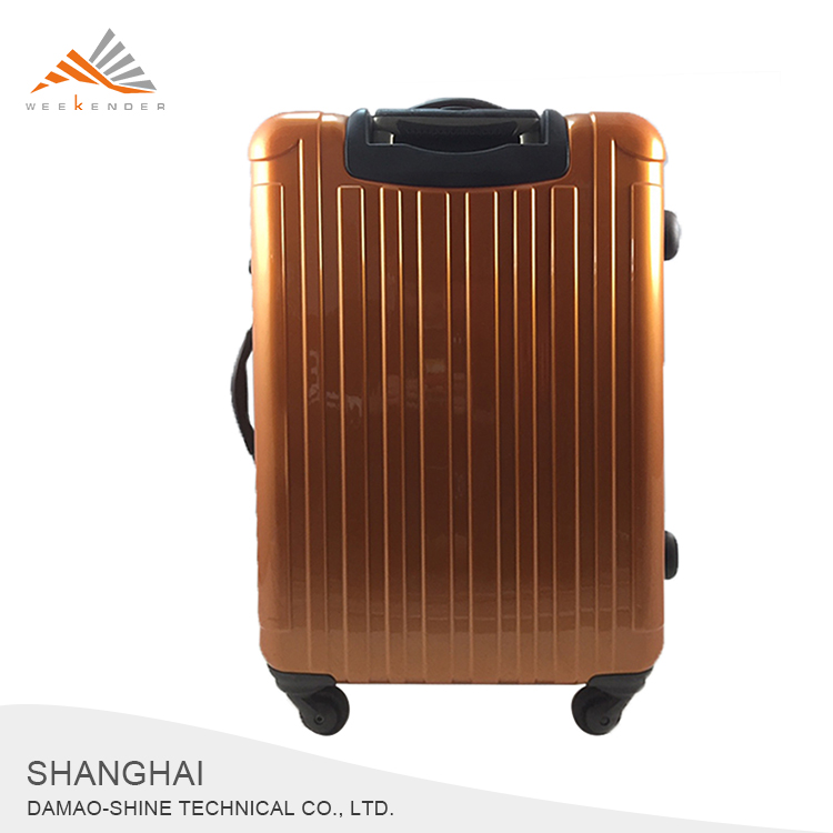 High Quality ABS & PC Printed Hard Shell Trolley Luggage