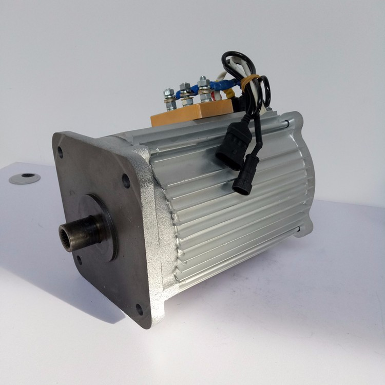 4kw 48v 60v traction ac induction motor