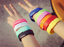 2015 Hot sale fashion silicone winner watch