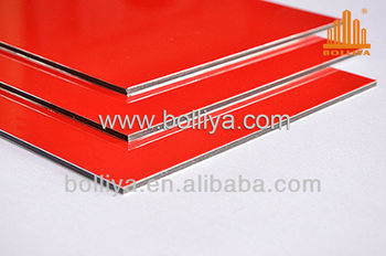 (ACP / ACM )Nano PVDF Kynar 500 coating Aluminium Composite Panel