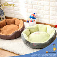 Customer Design dog products waterproof Pet Bed Luxury dog Cushion