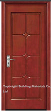 High Quality Modern Teak Wood Main Entrance Door Design/Models