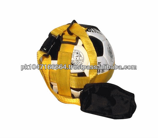 Pakistan carry-on Football Soccer Balls Belt with Mobile Phone and Wallet Pocket