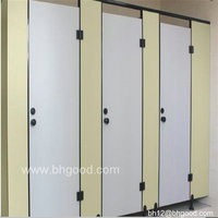wholesome indoor chemical resistant phenolic HPL toilet
