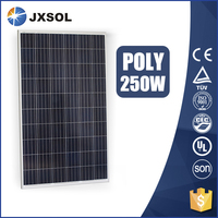 Best quality home use polysilicon 250w stand for solar panel