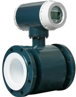 Electromagnetic waste water flow meter