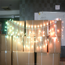 100pcs/string 12V full color led pixel light ws2811 pixel node for Christmas Home decorating
