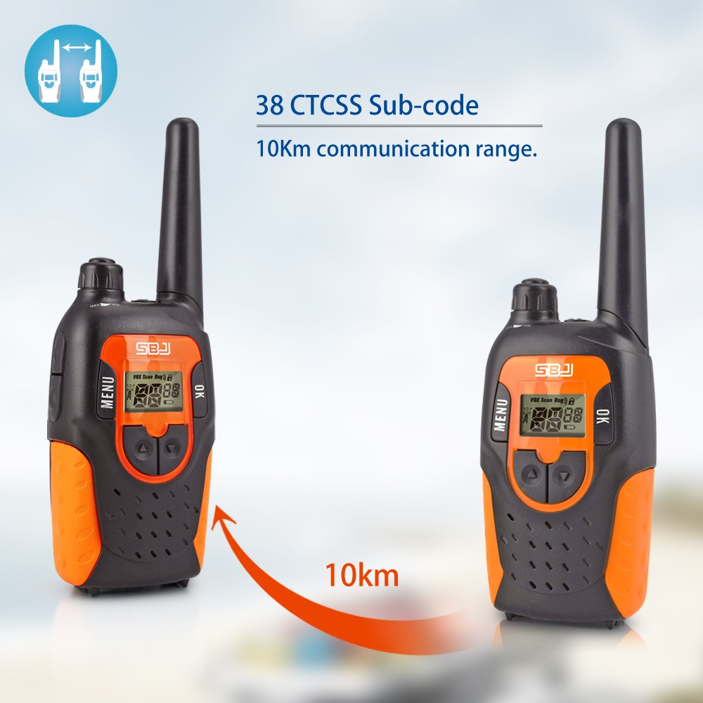 pmr 10Km long range  professional kids best small handheld walkie talkie two way radio