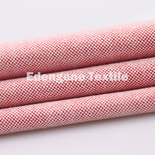 100 % cotton yarn dyed oxford woven fabric