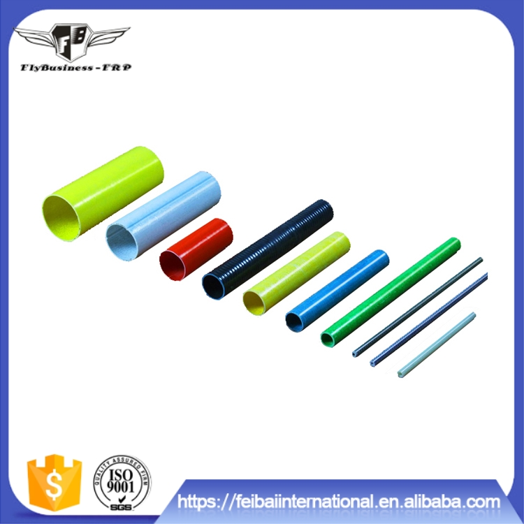 Reel Duct Rods FRP Fiberglass Solid Tube FRP Fish Tape