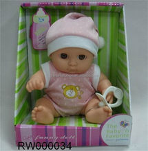 Top quality newest standing baby doll