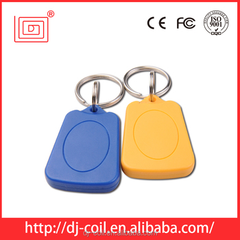 MDK1006 125KHz rfid chip printable fob key