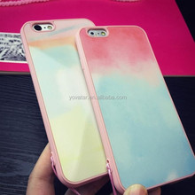 HOT Sale! 2016 Newest Fashion Cute Candy Colors TPU Phone Cases Back Covers For Apple iphone 6 Case 4.7 inch