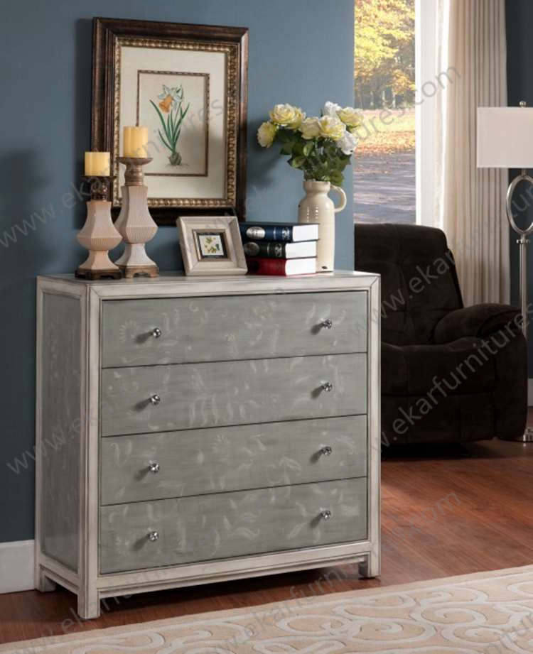 Wooden chest drawer home goods cabinets shabby chic home decor vintage