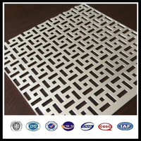 Hot sale ceiling perforated sheet promotion Hecho en china
