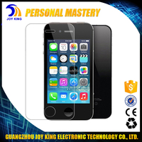 Customized Tempered Glass Phone Screen Protector For Iphone 4 4s Protective Film