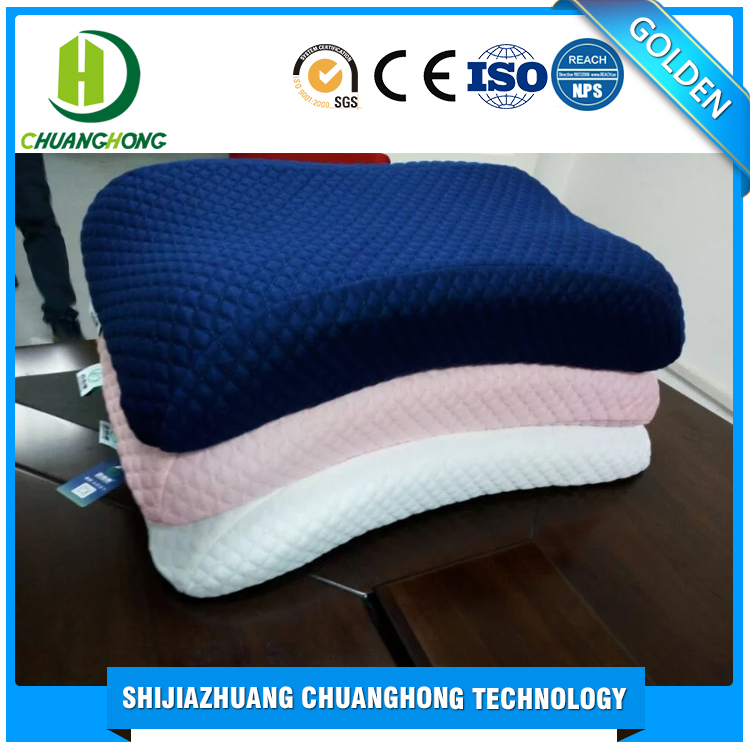 Made in thailand products memory foam cooling temperture gel pillow