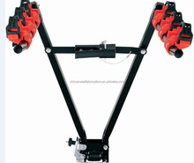 New Design Tow Ball Hitch Carrier 3 Bike SUV Trunk Rack