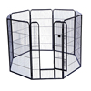eight panels folding metal wire exercise pens