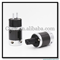 High Performance US plug carbon fiber rhodium plated US Power Plug in Audio Equipments