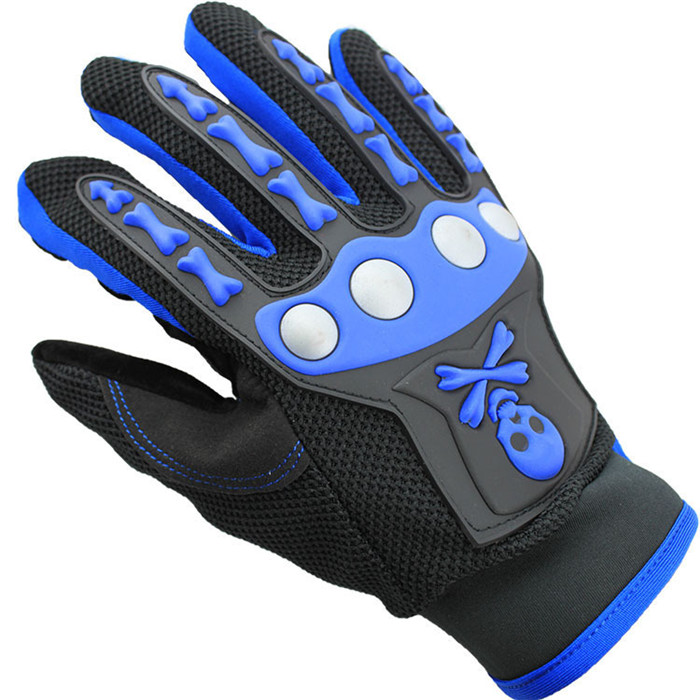 RIGWARL Hot Sale Protection Black Men Custom Pro Bike Glove For Racing Accessories