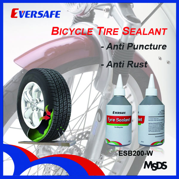 Bicycle tire sealant, Bicycle tyre sealant