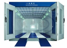 WLD6200 Furniture Spray Booth