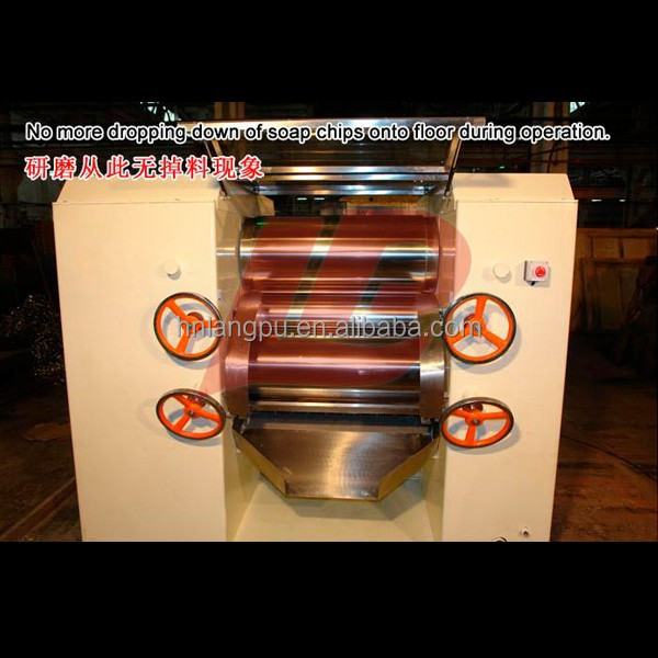Small toilet soap production line