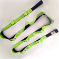 Custom Elastic Resistance Sport Exercise Yoga Stretch Strap Band Belt