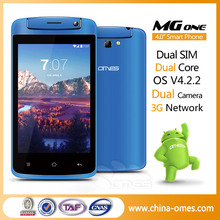 Dual sim high quality cheap 4 inch android china smartphone